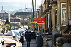 Local council elections, North Keighley, Yorkshire April 2016