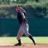 Baseball - MLB Academy - Tirrenia (Italy) - 19/08/2009 - Norbert Jongerius (Netherlands)