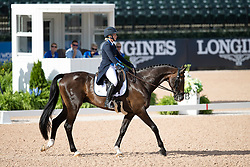 Swindells Pauliina, FIN, Ferro S<br /> World Equestrian Games - Tryon 2018<br /> © Hippo Foto - Dirk Caremans<br /> 14/09/2018