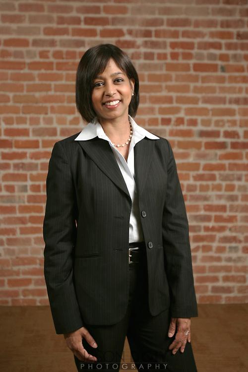Maya Harris, Executive Director of the American Civil Liberties Union San Francisco...Photo by Jason Doiy (all rights reserved).3-22-08