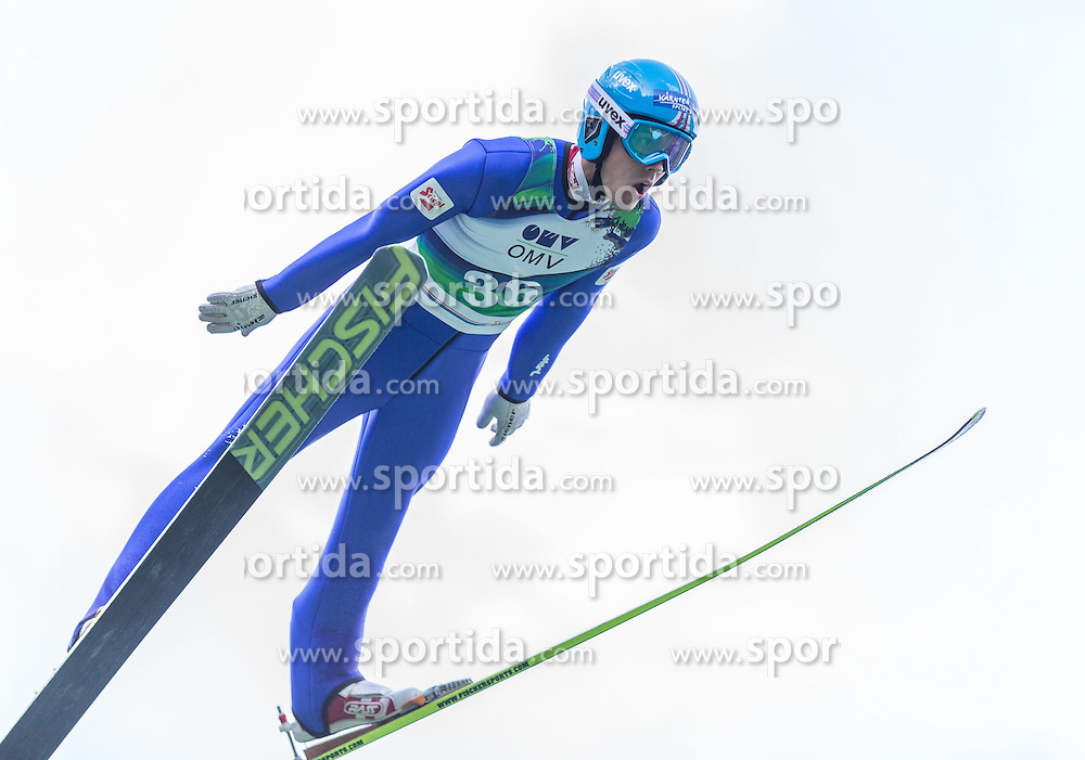 12.10.2014, Montafoner Schanzenzentrum, Tschagguns, AUT, OeSV, Oesterreichische Staatsmeisterschaften Ski Nordisch, im Bild Philipp Orter, (AUT) // Philipp Orter of Austria during Austrian Nordic Ski Championships at the Montafoner Schanzenzentrum, Tschagguns, Austria on 2014/10/12. EXPA Pictures © 2014, EXPA/ Peter Rinderer