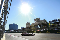 June 24, 2017 - Baku, Azerbaijan - Motorsports: FIA Formula One World Championship 2017, Grand Prix of Europe, .#31 Esteban Ocon (Sahara Force India F1 Team) (Credit Image: © Hoch Zwei via ZUMA Wire)