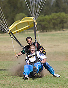 Biggest Loser at Penrith Whitewater.rafting and Skydiving.