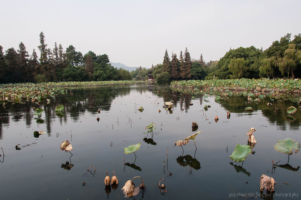 West Lake at Hangzhou