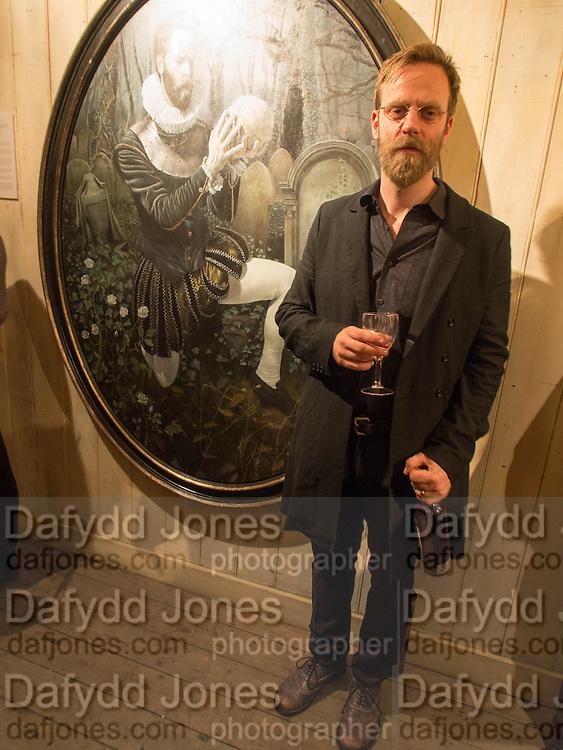 STUART PEARSON WRIGHT, Love and Death work by Stuart Pearson Wright. Riflemaker Gallery. beak St. Soho, London. 7 October 2013.
