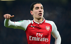 Hector Bellerin of Arsenal - Mandatory by-line: Alex James/JMP - 10/01/2018 - FOOTBALL - Stamford Bridge - London, England - Chelsea v Arsenal - Carabao Cup semi-final first leg