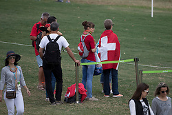Swiss supporters<br /> Olympic Games Rio 2016<br /> © Hippo Foto - Dirk Caremans<br /> 08/08/16