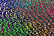 ripples in ocean sand