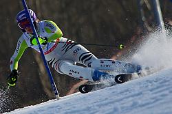 19.02.2011, Gudiberg, Garmisch Partenkirchen, GER, FIS Alpin Ski WM 2011, GAP, Damen, Slalom, im Bild Maria Riesch (GER) // Maria Riesch (GER) during Ladie's Slalom Fis Alpine Ski World Championships in Garmisch Partenkirchen, Germany on 19/2/2011. EXPA Pictures © 2011, PhotoCredit: EXPA/ M. Gunn