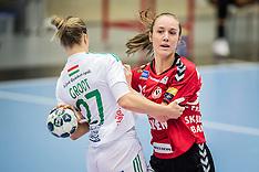 05.02.2017 EHF Chapions League Team Esbjerg - Györi Audi ETO KC 26:32
