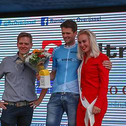 ENTER (NED) wielrennen:  <br />Tweede wedstrijd VIRO criteriumcup klassement. Edwin Wielink is na twee wedstrijd leider in het klassement voor de amateurs
