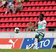 08.08.2010, Ratina, Tampere..Veikkausliiga 2010, Tampere United - IFK Mariehamn..Amos Ekhalie - IFM Mhamn.©Juha Tamminen.