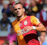Galatasaray team player - Wesley Sneijder