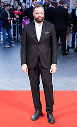 October 12, 2017 - London, London, UK - Yorgos Lanthimos attends the UK film premiere of Killing Of A Sacred Deer showing as part of the 51st BFI London Film Festival. (Credit Image: © Ray Tang via ZUMA Press)