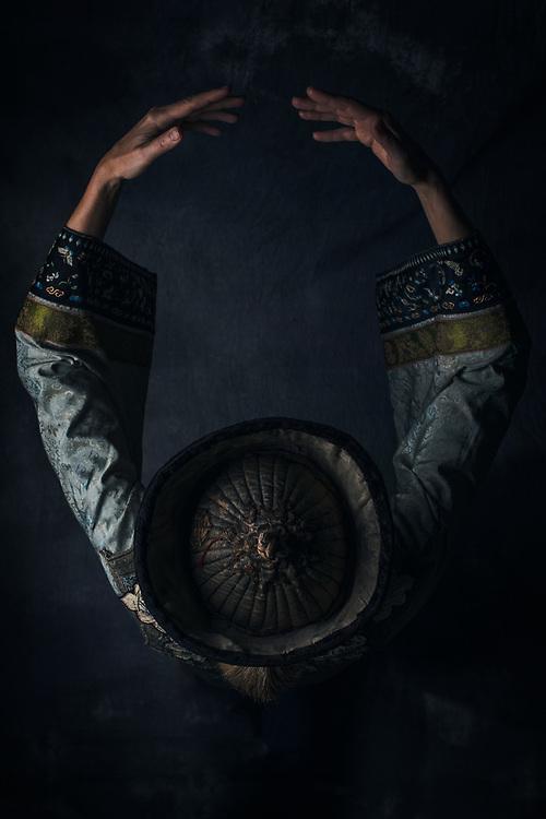 Mouvements de Qi Gong par Nathalie Labeste
