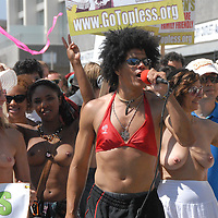 Go Topless Day 2011