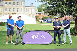 TEAM C.V GRAPHICS, Celebrity Dave Boy Green, Sparks Leon Haslam Golf Day Wellingborough Golf Course Tuesday 7th June 2016