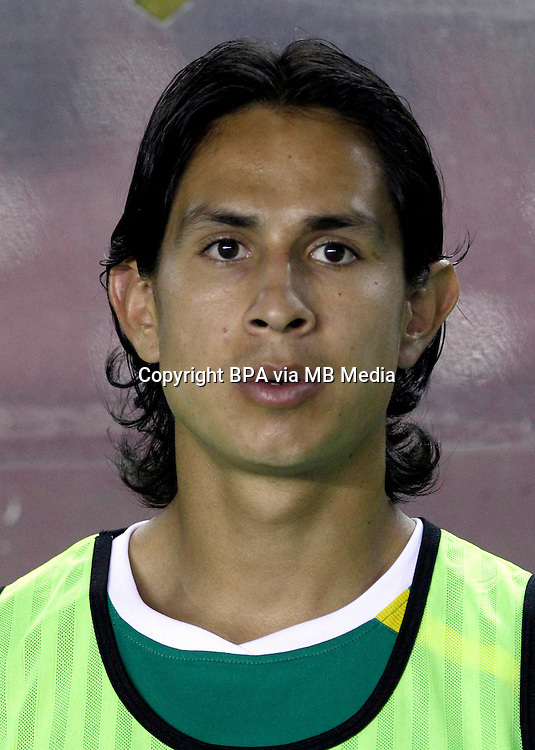 Conmebol - Copa America CHILE 2015 / <br /> Bolivia Team - Preview Set // <br /> Marvin Orlando Bejarano