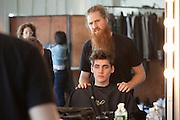 Tom Stubbs video shoot for Macy's in New York City