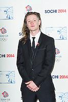James Woods , British Olympic Ball, Dorchester (Opal Room), London UK, 30 October 2013, Photo by Raimondas Kazenas