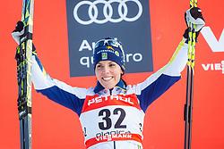 Charlotte Kalla (SWE) during FIS Cross-Country World Cup Planica 2018, on January 21, 2018 in Planica, Kranjska Gora, Slovenia. Photo by Ziga Zupan / Sportida