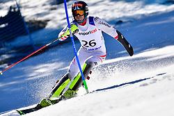 WUERZ Martin, LW6/8-2, AUT, Slalom at the WPAS_2019 Alpine Skiing World Cup, La Molina, Spain