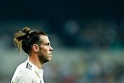Real Madrid's Welsh forward Gareth Bale runs during the Spanish championship Liga football match between Real Madrid CF and Leganes on September 1, 2018 at Santiago Bernabeu stadium in Madrid, Spain - Photo Benjamin Cremel / ProSportsImages / DPPI