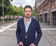 Ketelhuis, Amsterdam. Uitreiking Zilvereb Nipkowschijf 2018. Op de foto: Ersin Kiris