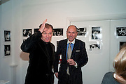RUSTY EGAN; DYLAN JONES, The Way We Wore.- Photographs of parties in the 70's by Nick Ashley. Sladmore Contemporary. Bruton Place. London. 13 January 2010. *** Local Caption *** -DO NOT ARCHIVE-© Copyright Photograph by Dafydd Jones. 248 Clapham Rd. London SW9 0PZ. Tel 0207 820 0771. www.dafjones.com.<br /> RUSTY EGAN; DYLAN JONES, The Way We Wore.- Photographs of parties in the 70's by Nick Ashley. Sladmore Contemporary. Bruton Place. London. 13 January 2010.