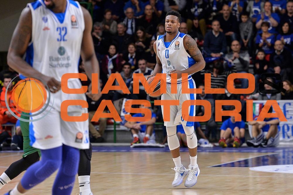 DESCRIZIONE : Eurolega Euroleague 2015/16 Gir.D Dinamo Banco di Sardegna Sassari - Unicaja Malaga<br /> GIOCATORE : MarQuez Haynes<br /> CATEGORIA : Palleggio<br /> SQUADRA : Dinamo Banco di Sardegna Sassari<br /> EVENTO : Eurolega Euroleague 2015/2016<br /> GARA : Dinamo Banco di Sardegna Sassari - Unicaja Malaga<br /> DATA : 10/12/2015<br /> SPORT : Pallacanestro <br /> AUTORE : Agenzia Ciamillo-Castoria/L.Canu