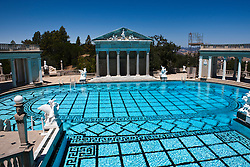 Neptune pool, Hearst Castle, California, United States of America
