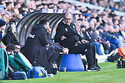 Marcelo Bielsa of Leeds United (Manager) during the EFL Sky Bet Championship match between Leeds United and Bolton Wanderers at Elland Road, Leeds, England on 23 February 2019.