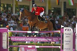MARZIANI Luca, Wivina<br /> FEI European Jumping Championship -  2011<br /> (c) www.sportfotos-Lafrentz. de/Stefan Lafrentz