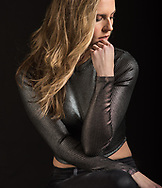 Photography: Ann Little<br /> Model: Lindsey Weller<br /> Hair: Ali Hellmuth<br /> Makeup: Kelsey Candy