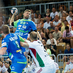 20180609: SLO, Handball - 2019 Men's World Championship Qualifications, Slovenia vs Hungary