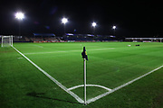 Automated Technology Group Stadium before the The FA Cup match between Solihull Moors and Rotherham United at the Automated Technology Group Stadium, Solihull, United Kingdom on 2 December 2019.