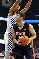 November 17, 2017 - Lexington, Kentucky - Rupp Arena: ETSU forward Mladen Armus (33)<br /> <br /> Image Credit: Dakota Hamilton/ETSU