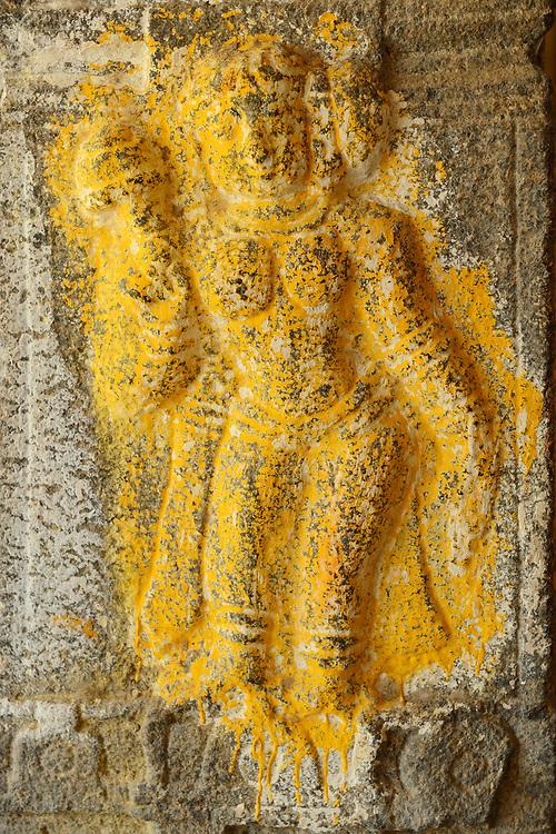At the hindu temple, Pulicat town, Pulicat Lake, Tamil Nadu, India
