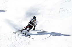 March 16, 2019 - El Tarter, Andorra - Tomy Ford of USA Ski Team, during Men's Giant Slalom Audi FIS Ski World Cup race, on March 16, 2019 in El Tarter, Andorra. (Credit Image: © Joan Cros/NurPhoto via ZUMA Press)