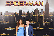 061417 'Spider-Man: Homecoming' Madrid Photocall