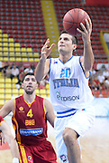 DESCRIZIONE : Skopje torneo internazionale Italia - Macedonia<br /> GIOCATORE : Andrea Cinciarini<br /> CATEGORIA : nazionale maschile senior A <br /> GARA : Skopje torneo internazionale Italia - Macedonia <br /> DATA : 26/07/2014 <br /> AUTORE : Agenzia Ciamillo-Castoria