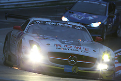 25.06.2011, GER, Motorsport, 24 H Rennen Nürburgring, im Bild Rowe Racing (Michael ZEHE, Dominik SCHWAGER, Klaus RADER, Mark BULLITT).., EXPA Pictures © 2011, PhotoCredit: EXPA/ A. Neis
