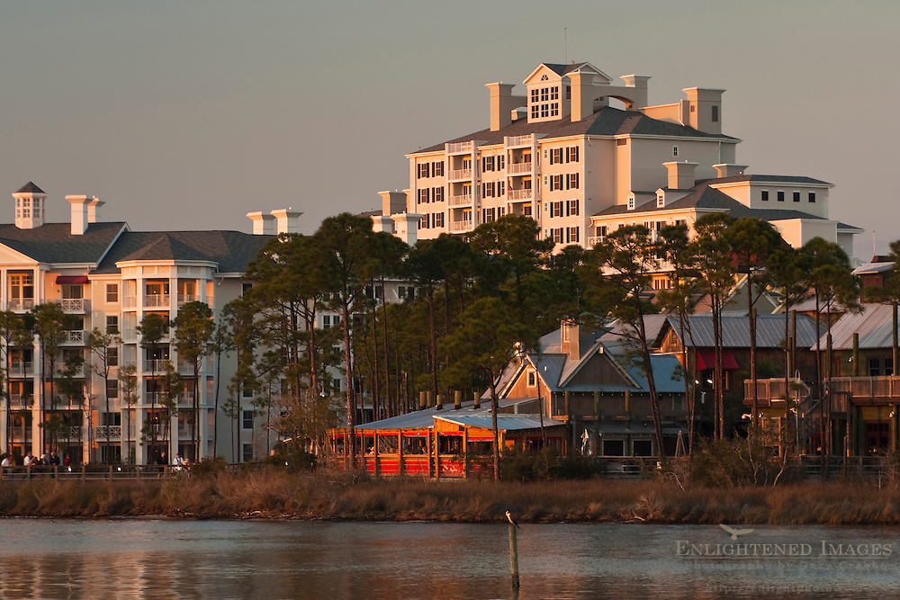The Grand Sandestin Hotel, Sandestin Golf & Beach Resort, Destin, Florida