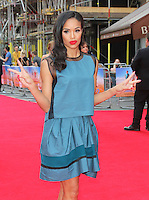 Sarah-Jane Crawford, The Inbetweeners 2 - World Film Premiere, Leicester Square, London UK, 05 August 2014, Photo by Richard Goldschmidt