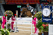 Ludger Beerbaum - Cool Feeling<br /> FEI World Cup Final Gothenburg 2019<br /> © DigiShots