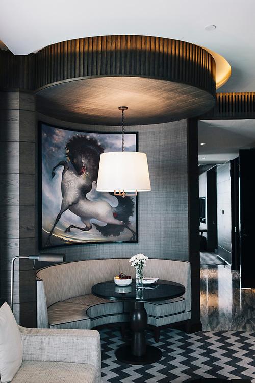 Thonburi Suite at 137 Pillars Hotel