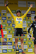 Edvald Boasson Hagen wins the Aviva Tour of Britain, Regent Street, London, United Kingdom on 13 September 2015. Photo by Ellie Hoad.