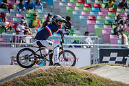 Men Elite #2 (ANDRE Sylvain) FRA the 2018 UCI BMX World Championships in Baku, Azerbaijan.