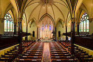 St. Paul's Lutheran Church, Fort Wayne, Indiana.