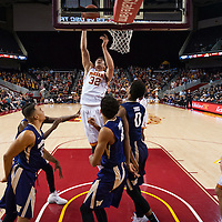 USC Men's Basketball v UW Gallery
